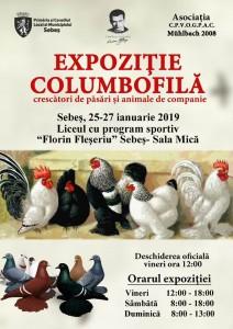 Afis expo columbofila2019