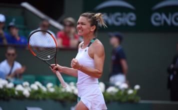 Simona Halep, performanta impresionanta in semifinala de la Australian